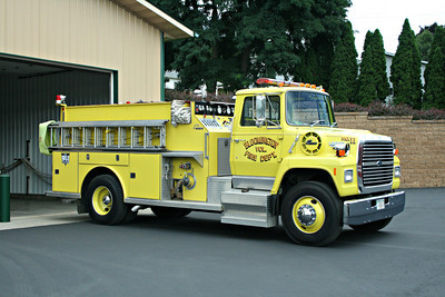 BLOOMINGTON VFD  TANKER 11