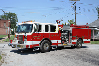 BUCKNER FD  ENGINE 601