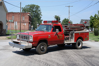 BUCKNER FD  ENGINE 607