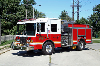 BLUE ISLAND FD  ENGINE 2123