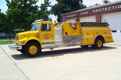 ALTAMONT FPD ENGINE 151