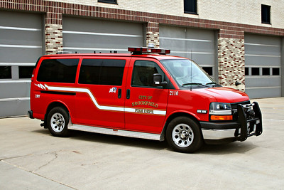 BROOKFIELD FD  COMMAND 2110
