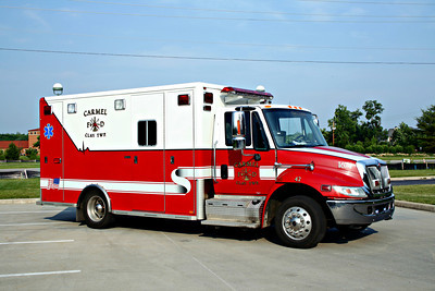 CARMEL FD  AMBULANCE 42