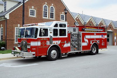 CARMEL ENGINE 41  KME