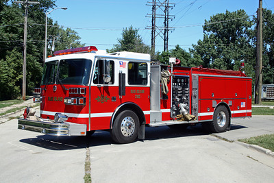 BLUE ISLAND FD  ENGINE 2103