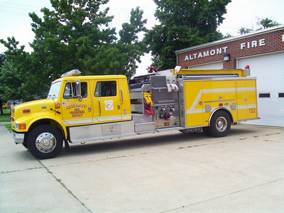 ALTAMONT FPD ENGINE 152