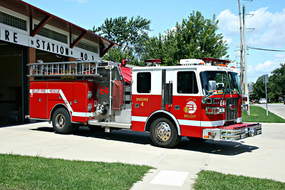 BELOIT FD  ENGINE 4 SUTPHEN
