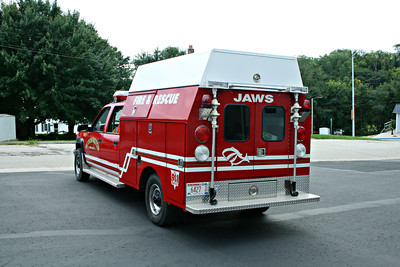 BLOOMINGTON VFD  JAWS RIG