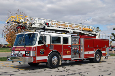 ARROWSMITH-SAYBROOK FPD LADDER 187