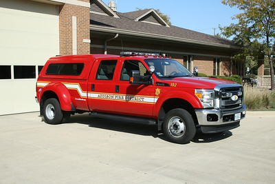 ADDISON FPD  UTILITY 192  2011 FORD F-350  BF
