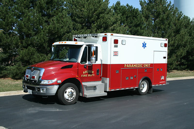 ADDISON FPD  AMBULANCE 120