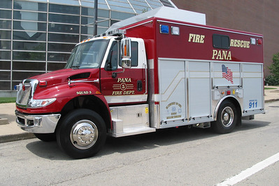 Pana Fire-Rescue  EVI-International at Peoria