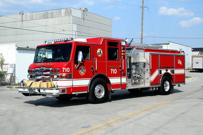 BEDFORD PARK ENGINE 710