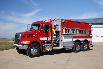 BLOOMINGTON TOWNSHIP FPD  TANKER 53