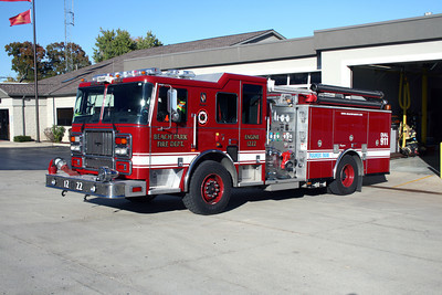 BEACH PARK ENGINE 1222  SEAGRAVE