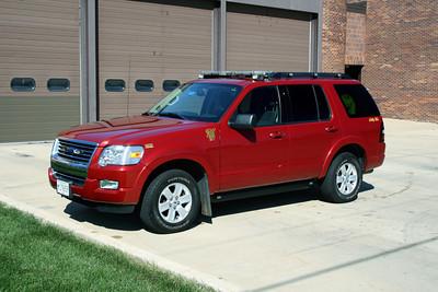 ALSIP CAR 2001