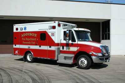ADDISON FPD  AMBULANCE 110