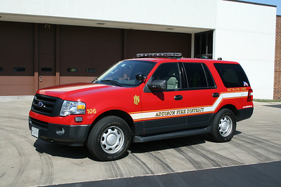 ADDISON FPD  CAR 106
