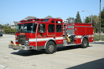 ADDISON FPD  ENGINE 131