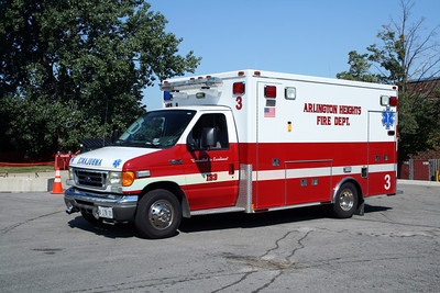 ARLINGTON HEIGHTS AMBULANCE 3