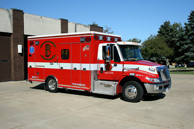 BLOOMINGTON MEDIC 2