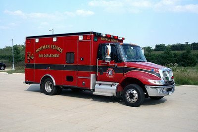 HOFFMAN ESTATES AMBULANCE 24R