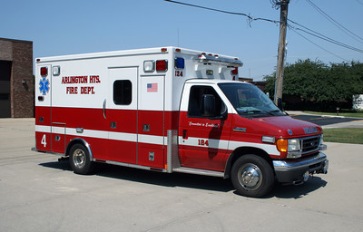 ARLINGTON HEIGHTS AMBULANCE 4
