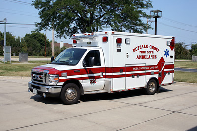 BUFFALO GROVE AMBULANCE 26R