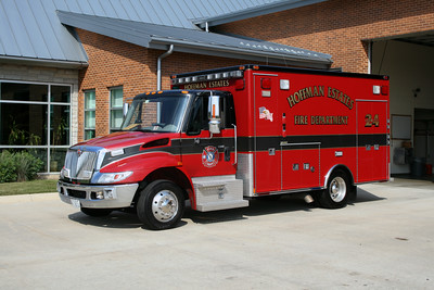 HOFFMAN ESTATES AMBULANCE 24