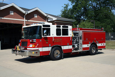 ARLINGTON HEIGHTS ENGINE 2R   PIERCE QUANTUM
