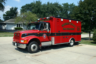 HOFFMAN ESTATES AMBULANCE 21R
