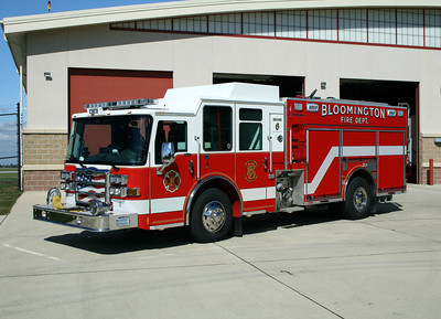 BLOOMINGTON ENGINE 6