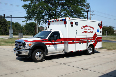 BUFFALO GROVE AMBULANCE 26