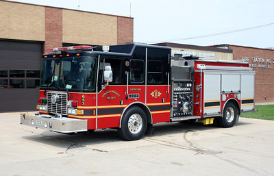 CHICAGO HEIGHTS  ENGINE 653
