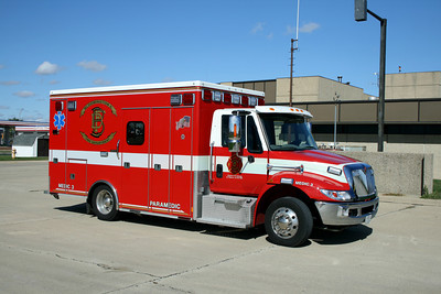 BLOOMINGTON MEDIC 3
