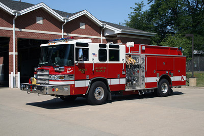 ARLINGTON HEIGHTS ENGINE 2    PIERCE QUANTUM