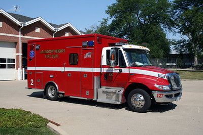 ARLINGTON HEIGHTS AMBULANCE 2