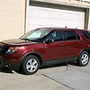 MFD  CAR 2A #4818 2014 Ford Explorer
