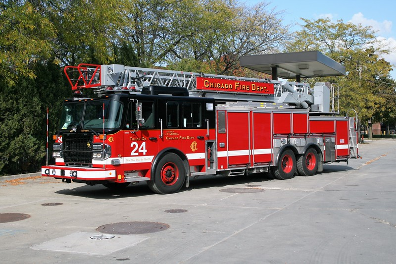 CFD TRUCK 24