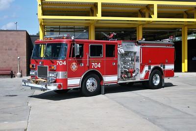 BEDFORD PARK  ENGINE 704