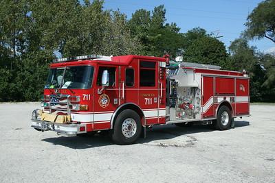 BEDFORD PARK  ENGINE 711