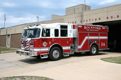 ROCKFORD  ENGINE 6  PIERCE ARROW XT