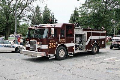 URBANA  ENGINE 252  PIERCE
