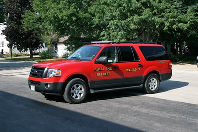 SHIRLAND CAR  FORD EXPEDITION