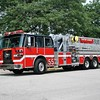 BENTON HARBOR  LADDER 55   2009  SUTPHEN  2000-485-104'  HS-4507