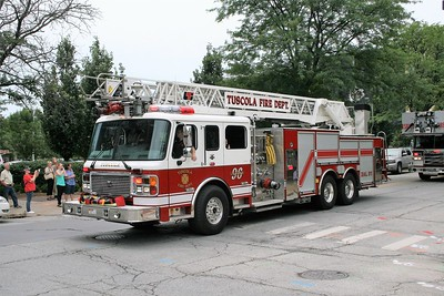 TUSCOLA  LADDER 96  ALFCO EAGLE - LTI