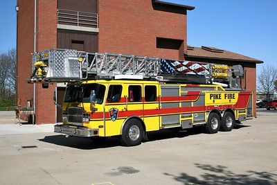 PIKE TOWNSHIP  LADDER 61
