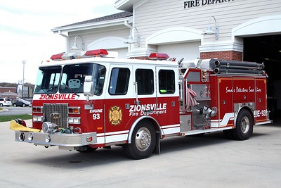ZIONSVILLE  ENGINE 93  E-ONE