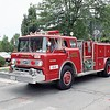 FIRE SERVICE INSTITUTE  ENGINE 6   1980  FORD C-8000 - E-ONE  1250-1000  #1623