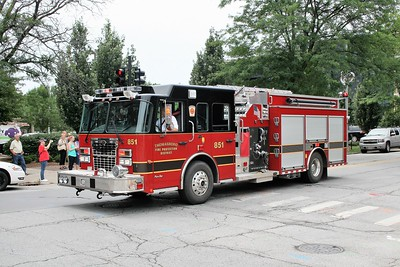 THOMASBORO  ENGINE 851  SPARTAN - SMEAL